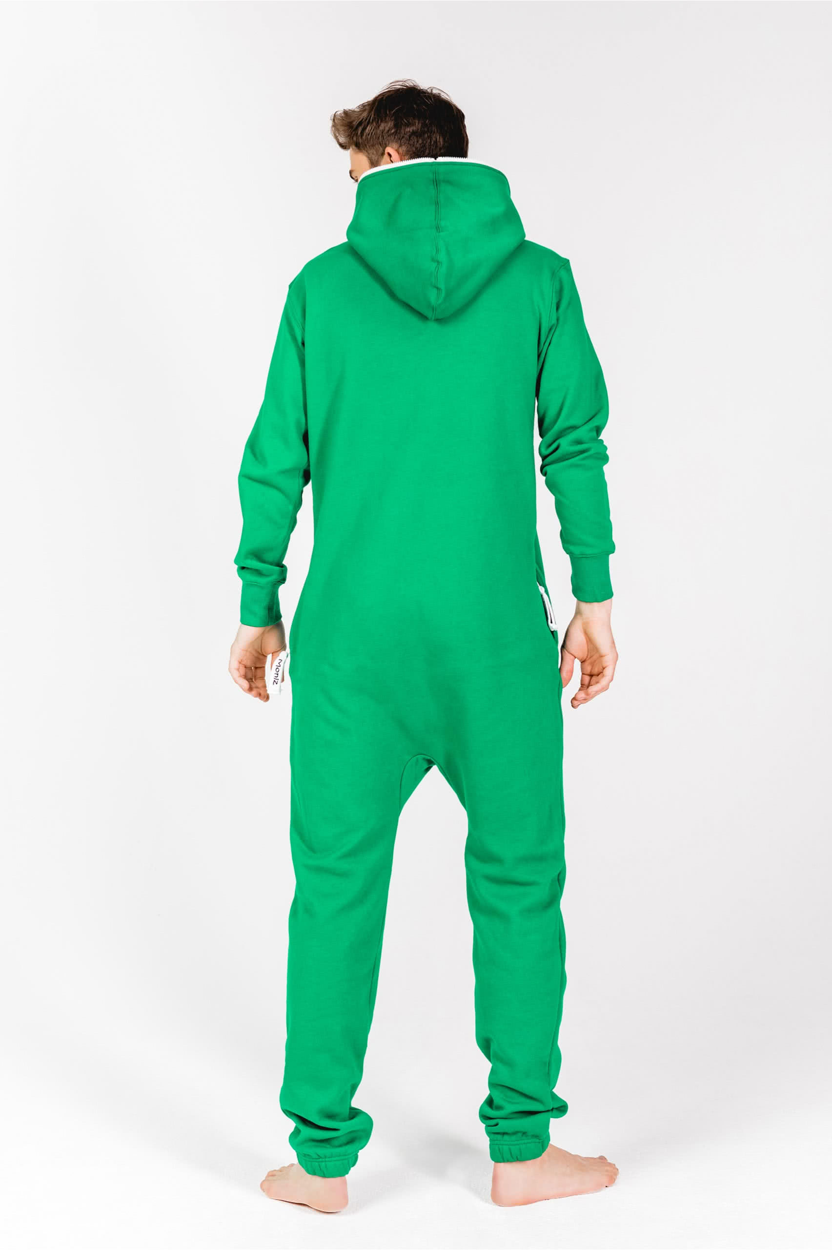 Moniz Herren Jumpsuit Grün - Leaf Green