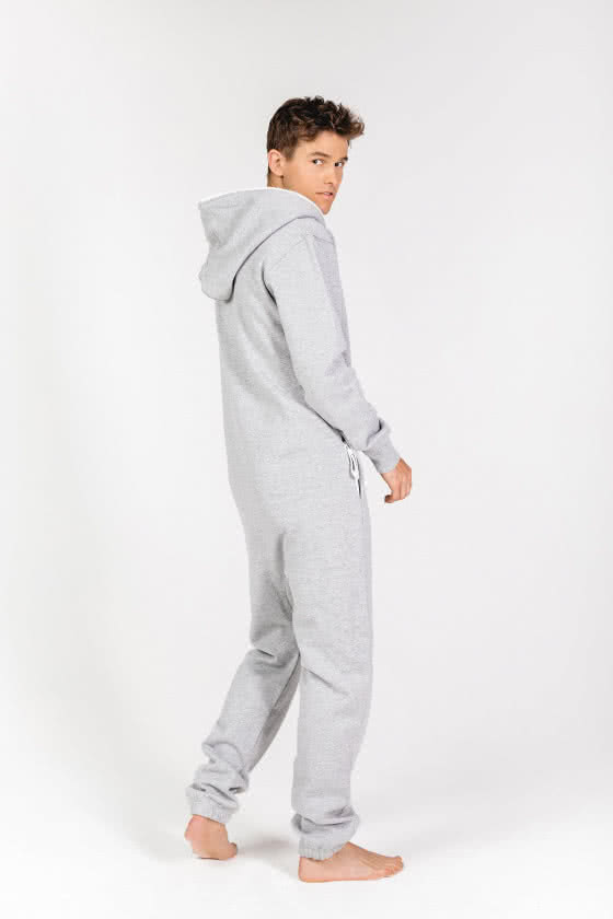 Moniz Herren Jumpsuit Grau - Surfer Grey