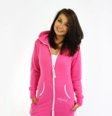 Moniz Jumpsuit pink
